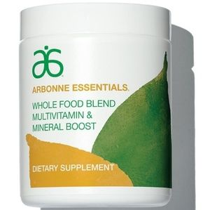 ARBONNE Whole Food Blend Multivitamin &Mineral Boo
